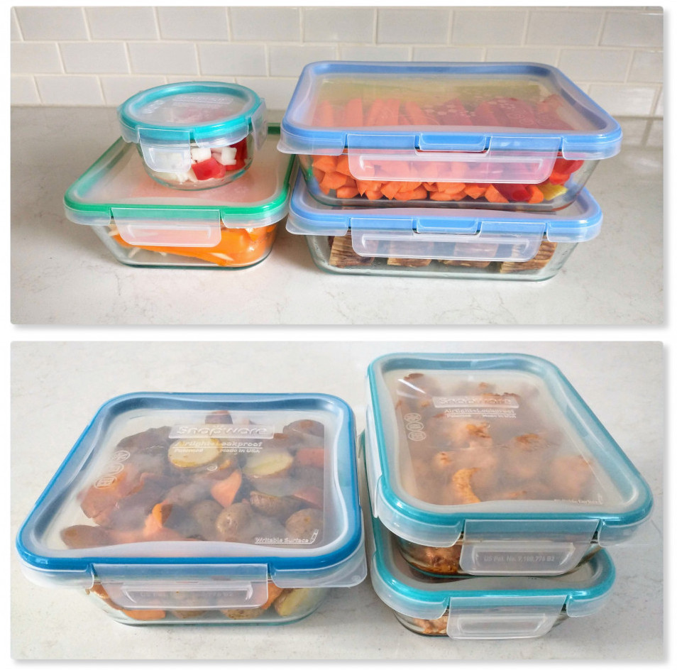 4 Day Camping Meal Planner