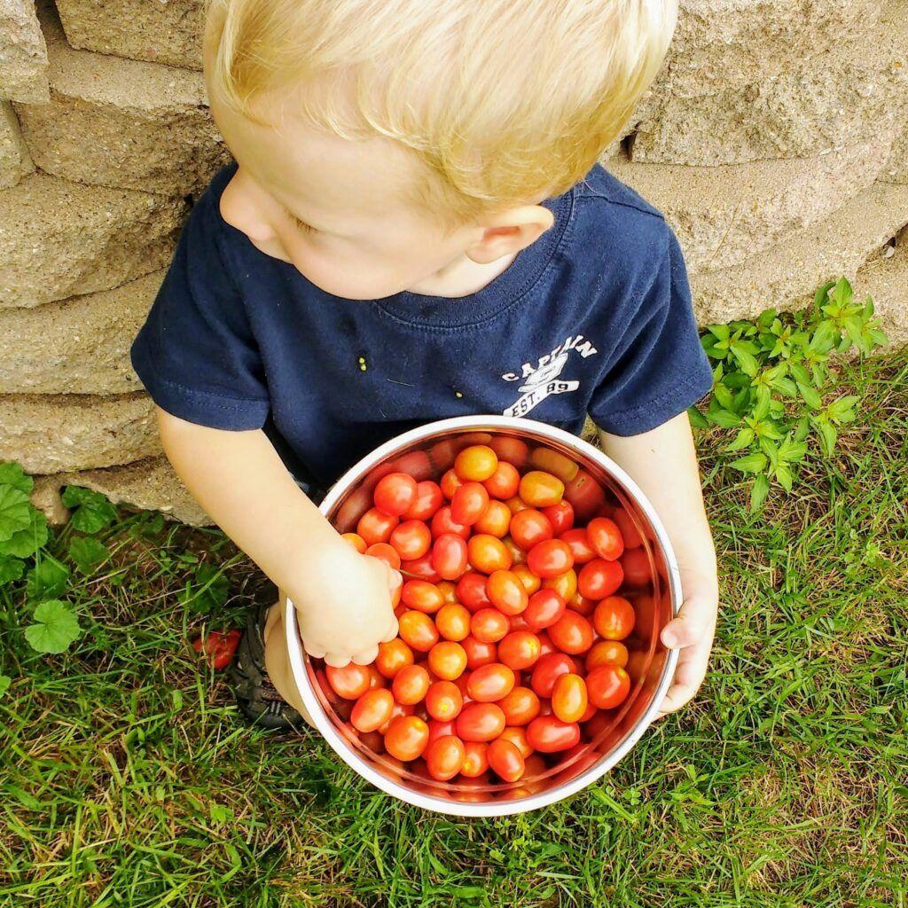 Planning A Garden With Kids