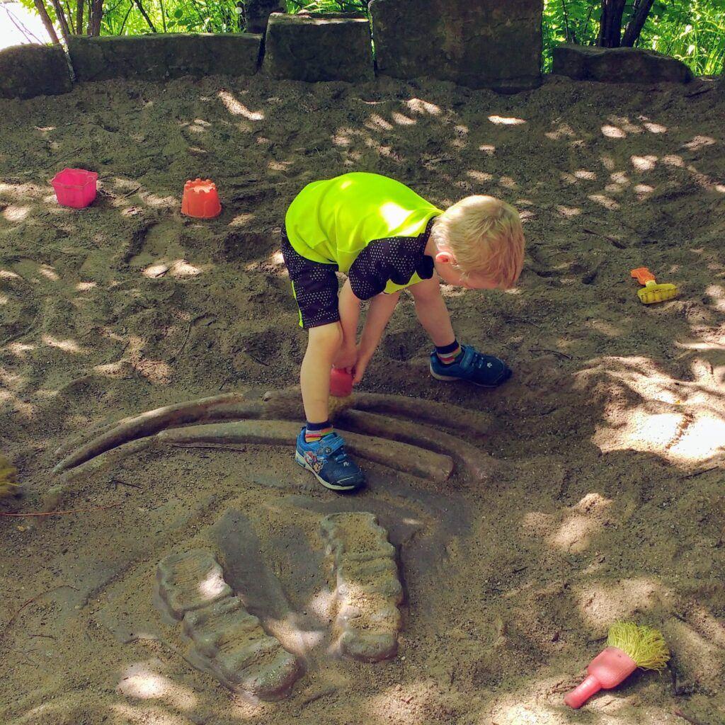Frederik Meijer Gardens (Grand Rapids, MI) Family Guide - Best Kid-Friendly Spots - Rock Quarry