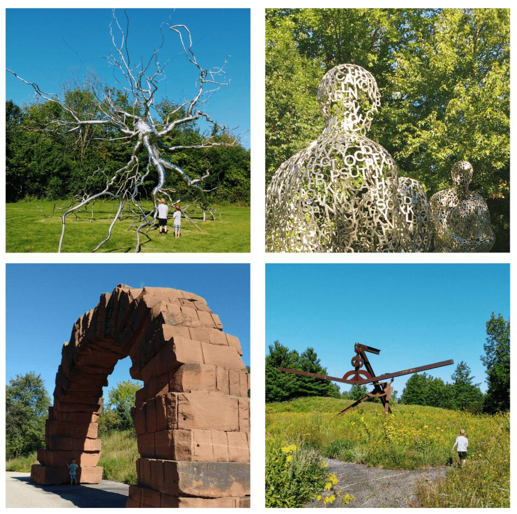 Frederik Meijer Gardens (Grand Rapids, MI) Family Guide - Best Kid-Friendly Spots - Sculpture Park