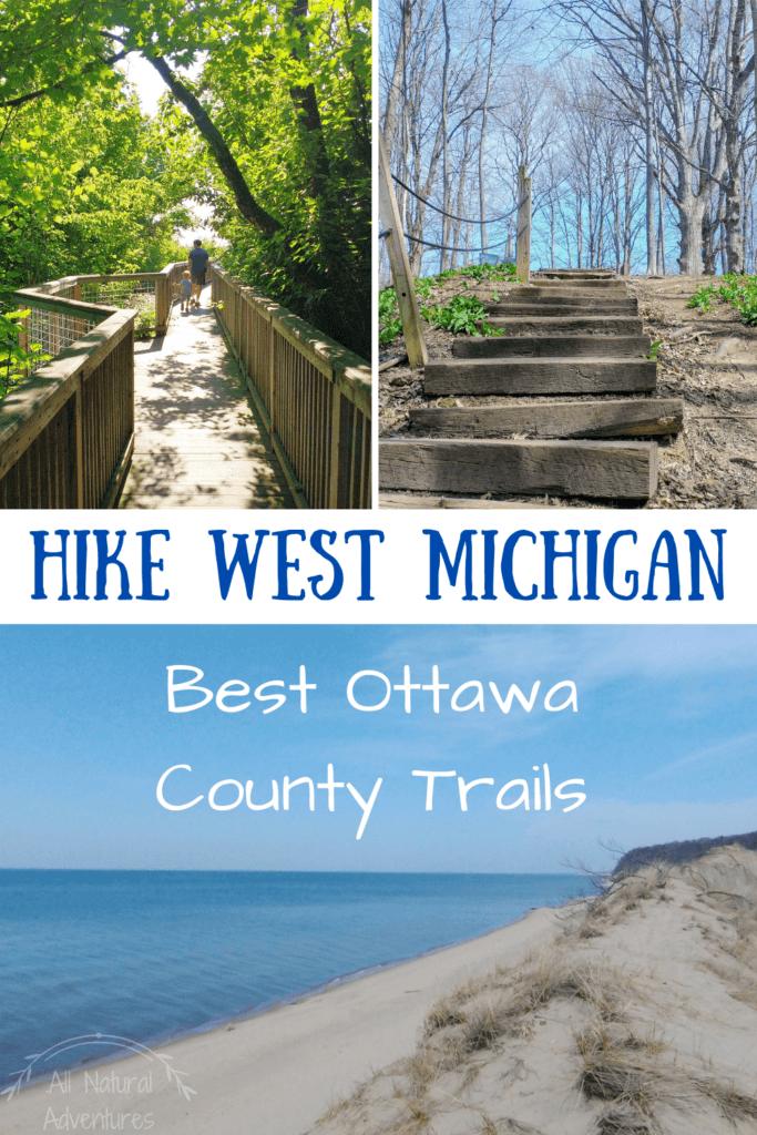 Hike West Michigan: Best Ottawa County Trails