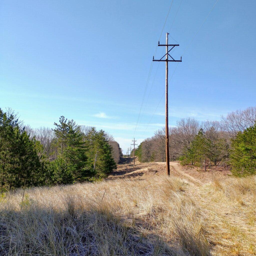 Hike West Michigan: Best Ottawa County Trails - Van Buren Street Dunes