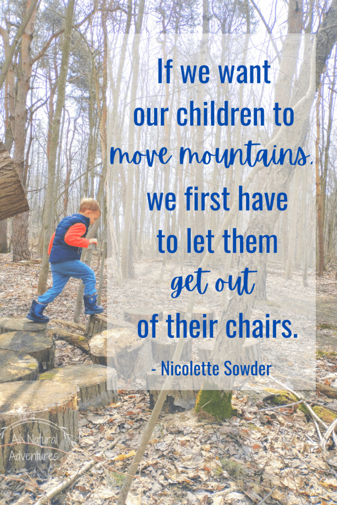 Children's Nature Quotes To Inspire Any Outdoor Adventure With Kids - Children's Nature Education - Nicolette Sowder