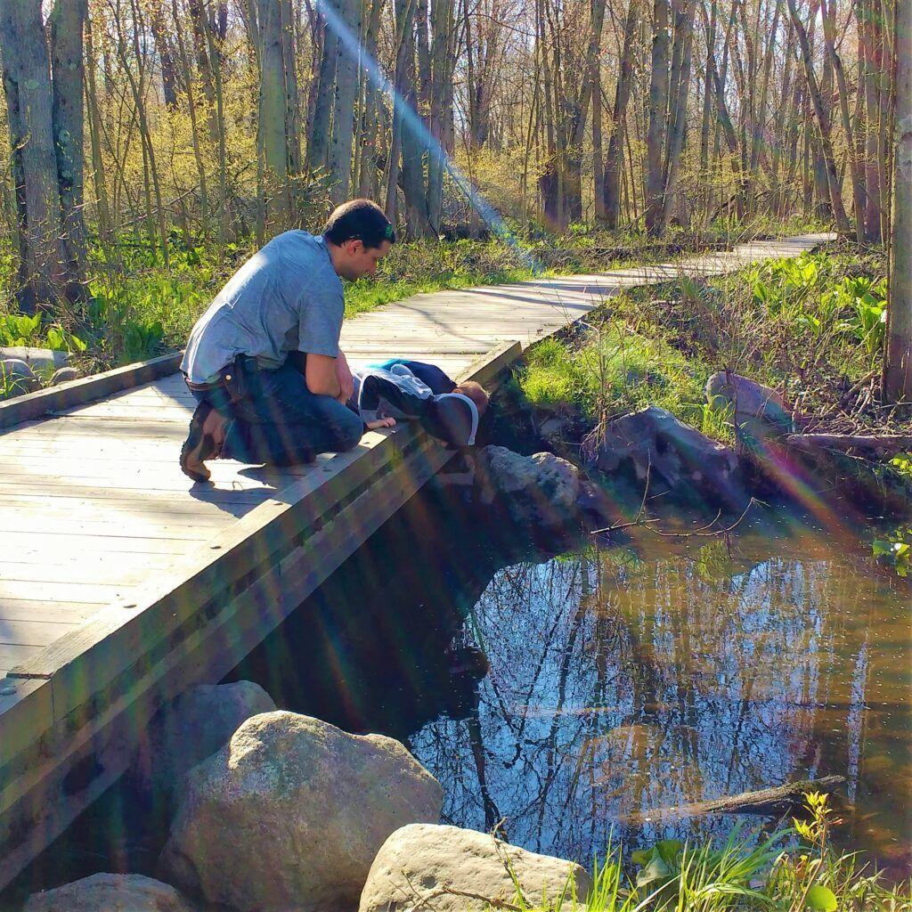 Hike West Michigan: Best Ottawa County Trails - Pigeon Creek