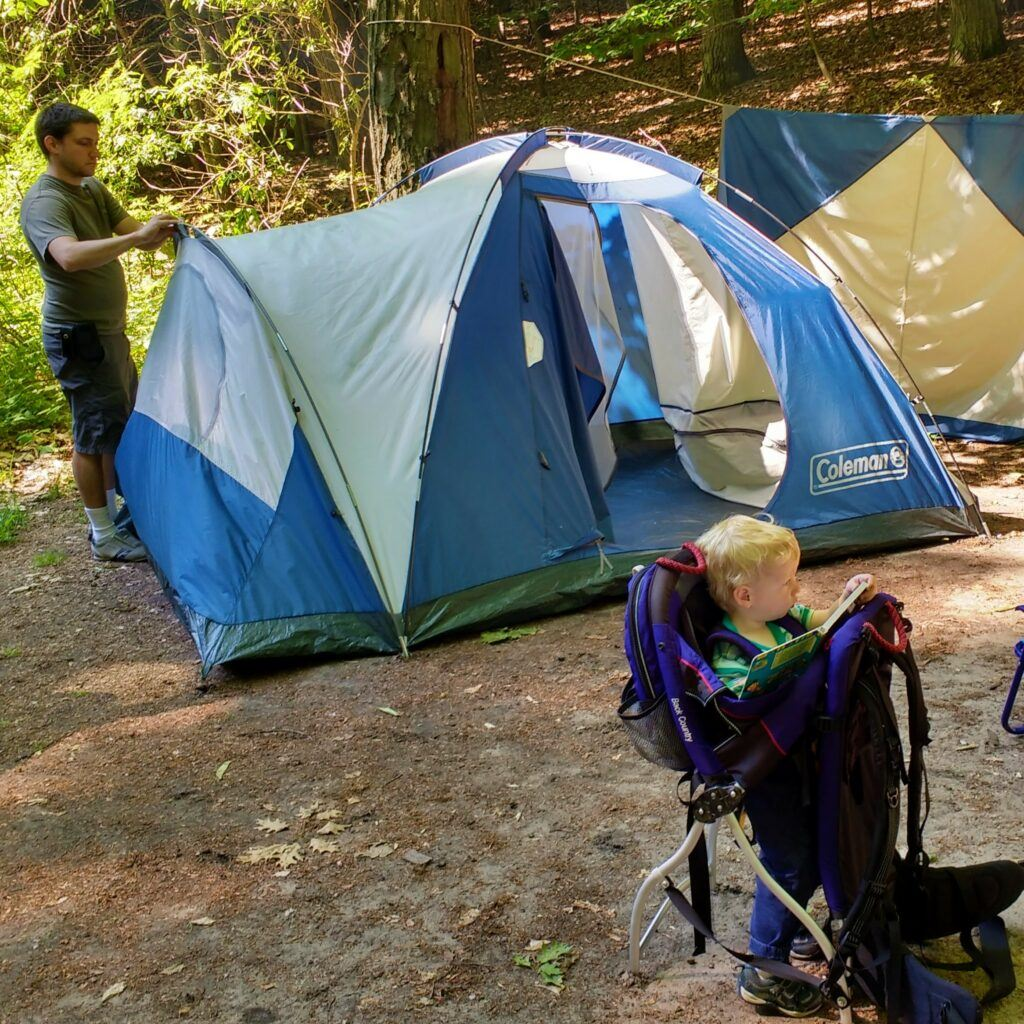 16 Hiking And Camping Games And Activities For Kids- Magazines & Activity Books