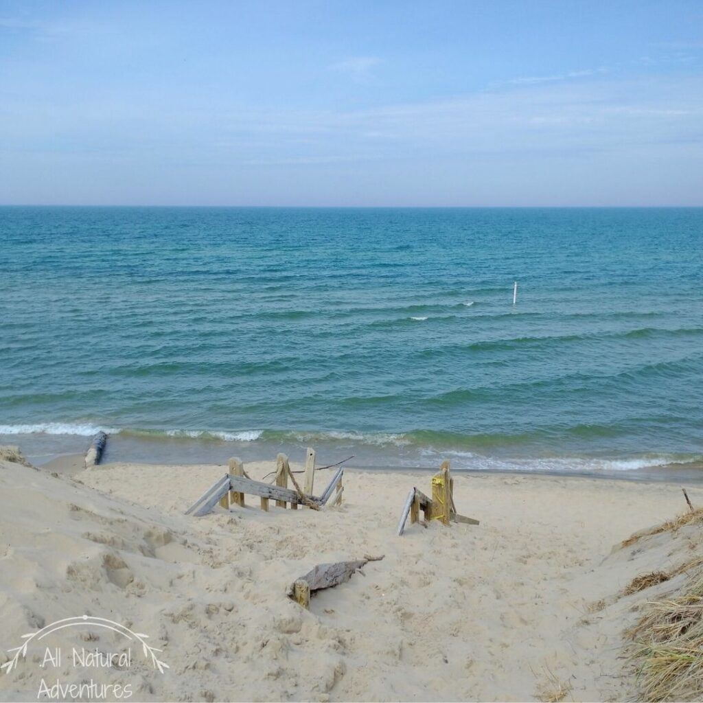 3 Quiet Lake Michigan Beaches To Enjoy The Sunset Between Holland And Grand Haven, MI