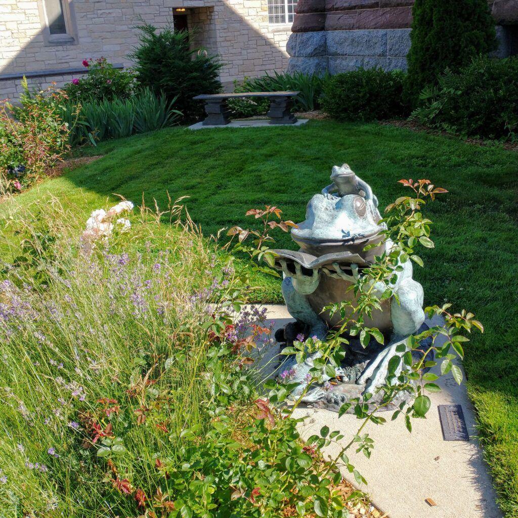 Free, Public Gardens In Muskegon, Michigan