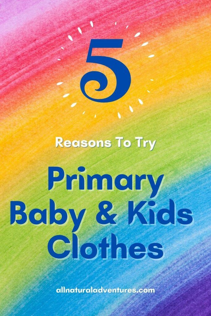 Primary Baby & Kids Clothes Review - Cute, Quality & Sustainable