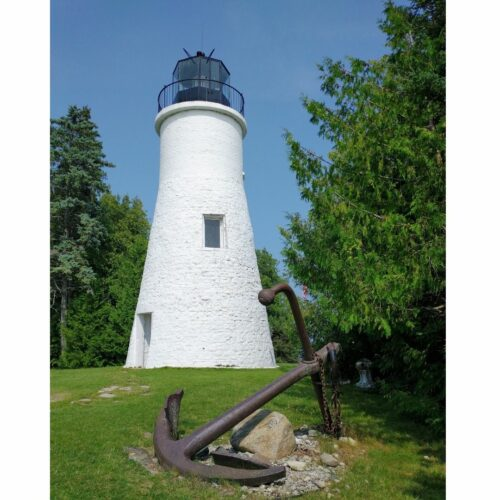 Stunning Views At The Old & New Presque Isle Lighthouses - Michigan
