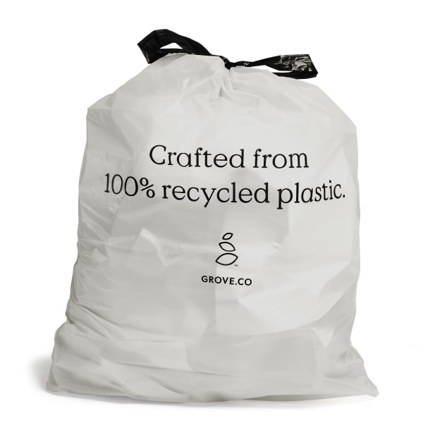10 Best Grove Collaborative Products To Try Today - Recycled Plastic Trash Bags